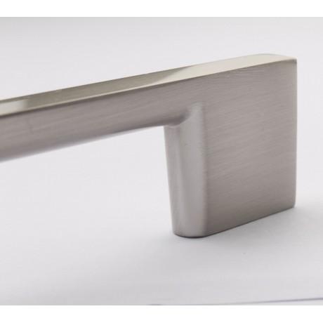 P88149.SN Mulit-Size Slightly Brushed Satin Nickel style Kitchen Cabinet Knob pull Closet Wood Door Knob Cabinet Door Decoration Hardware Home Decor Furniture Handle Knob Drawer Knob Cupboard Knob