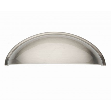 """3"""" inch (76mm) P9002.76SN Slightly Brushed Satin Nickel Modern Style Kitchen Cabinet Pull Handle Closet Wood Door Pull handle Cabinet Door Decorative Cabinet Hardware Home Decor Furniture Pull Drawer Handle Cupboard Pull"""